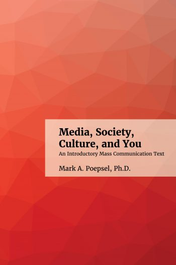 Cover image for Media, Society, Culture and You