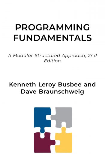 Cover image for Programming Fundamentals