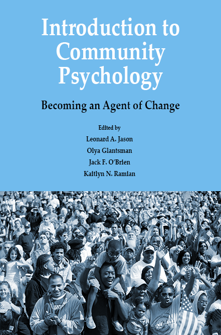 Cover image for Introduction to Community Psychology