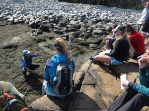 Intertidal Science