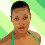 Decorative image of user persona Mindy