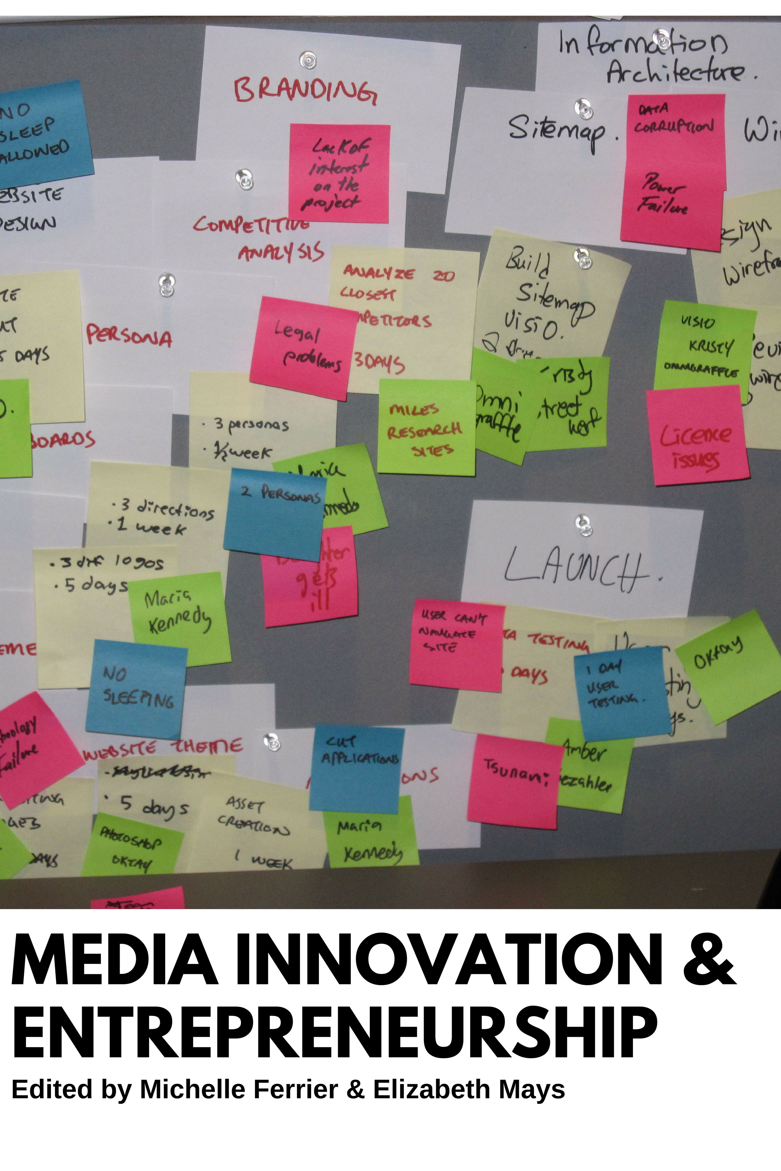 Cover image for Media Innovation and Entrepreneurship