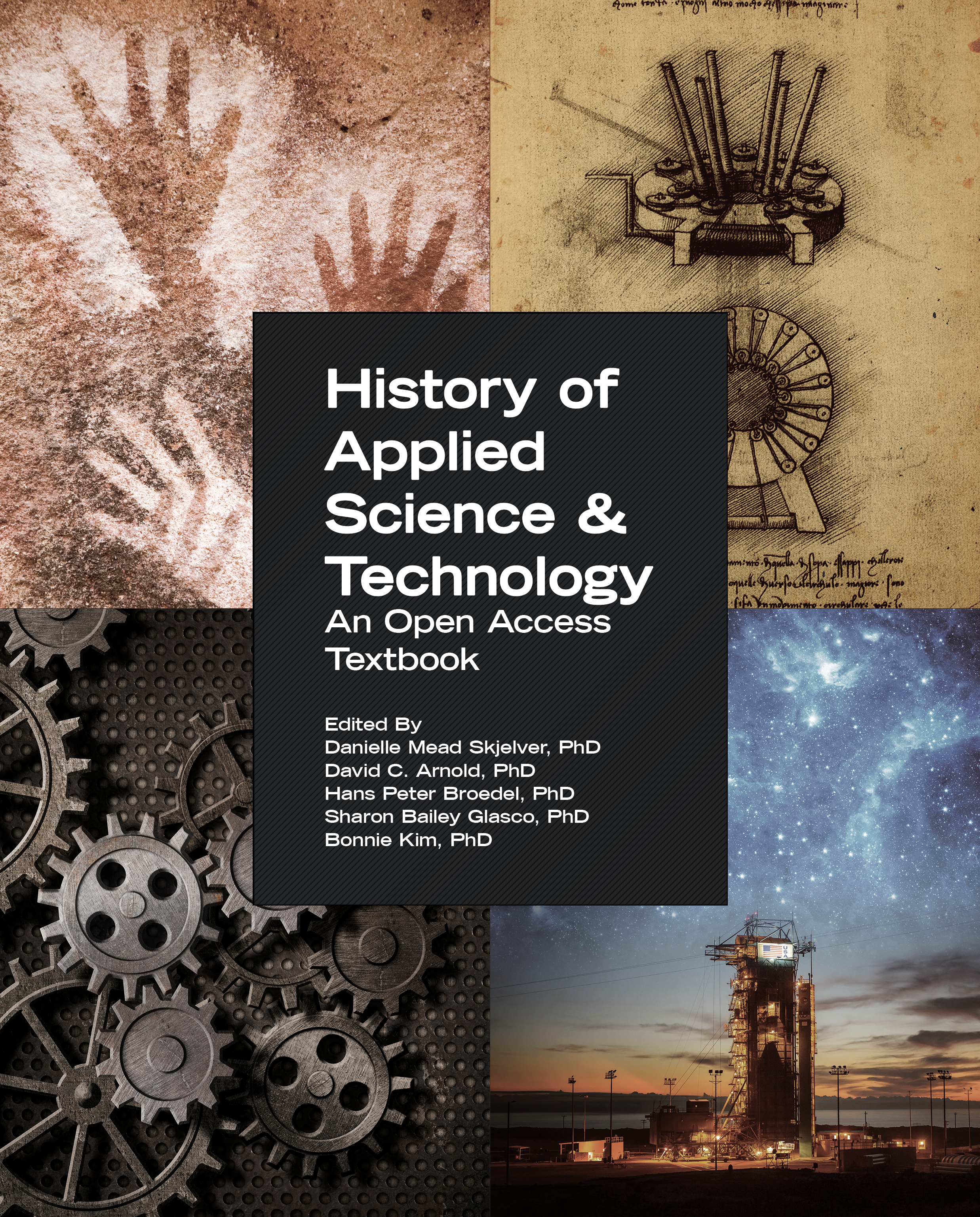 Cover image for History of Applied Science & Technology