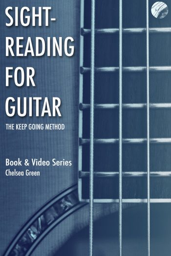Cover image for Sight-Reading for Guitar