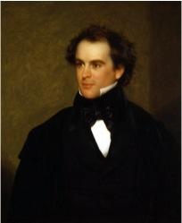 Osgood, Charless. Nathaniel Hawthorne. Digital image. Wikimedia Commons. 22 Sept. 2010. Web. 24 Nov. 2015.